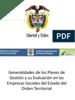 Jarg Generalidades Resolucion 743 de 2013