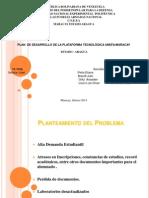 Presentacion Proyecto Comunitario