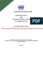 jalandhar study report