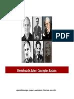 11 Legislacion Bibliotecologia Conceptos Derechos Autor