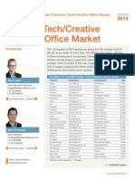 1q 2014 sf tech office report