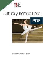 Ine Cultura y Tiempo Libre 2010