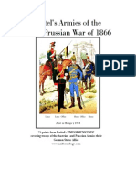 Knotel - The Armies of the Austro-Prussian War 1866