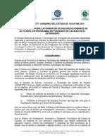 Convocatoria_becas Para El Extranjero Concytey_2014