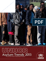 Asylum Trends 2013