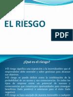 EL RIESGO (1)