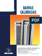 Barras Calibradas