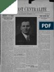 East Centralite 1916-1919