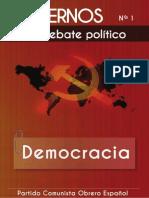 Comité Ideológico Del PCOE - Cuadernos Para El Debate Político [1-8 y Fascículos]