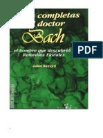 Obras Completas Del Dr. Bach Julian Barnard