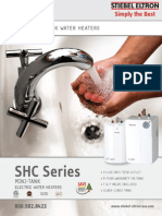SHC series hot electric hot water heater