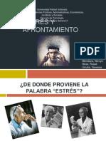 Estrés y Afrontamiento (Diapositivas)