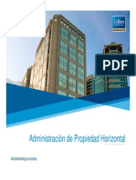 Administracion de Edificaciones Corporativas