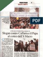 rassegnata stampa 8 Marzo 2008 Bologna