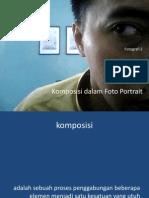 Potret Komposisi Dlm Foto Portrait