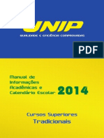 Manual Unip 2014