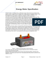 FSE2012 Energy Meter Specification v1.0