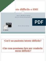 98-Servizio Sociale 2013 Smi e Pz Difficile