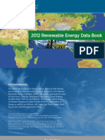 2012 Renewable Energy Data Book
