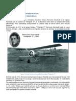 Ferruccio Guicciardi, el aviador italiano