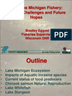 2014 Clean Rivers Clean Lake -- Evening Program-Lake Michigan Fisheries, Current Challenges, Future Hope