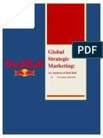 A Global Strategic Marketing Analysis of Red Bull & the Energy Drinks Industry