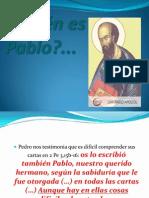 Quién Es Pablo