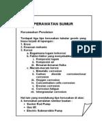 Perawatan Sumur Oleh Parafin,Scale Dll(Indo)