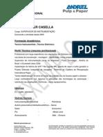 Curriculo Padrão_Modelo Valter Casella