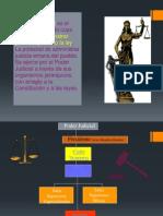 Poder Judicial Funcion