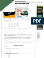 Http Www Vitutor Net 1 Matrices HTML