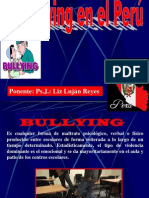 Bullying en El Perú1