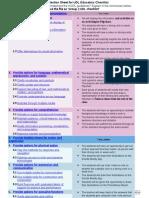 group 5 udl educators checklist