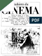 Cahiers Du Cinema 229