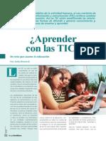Revista 18 Aprender Con Las Tic