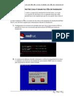 Instalación Local de RedHat Linux 9