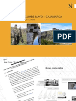 ECOLODGE en Cumbe Mayo – Cajamarca