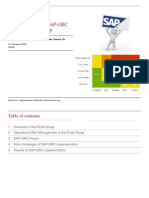 001_Implementation of SAP-GRC With the Pictet Group_11.12.2013