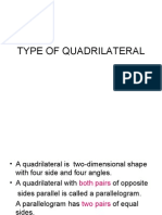 6-Type of Quadrilateral