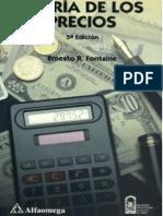 220228183 Teoria de Los Precios Fontaine