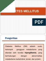 ~DIABETES MELLITUS FIX