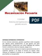 Mecanización Pecuaria Cap II Primera Sesion