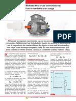 Motores Trifasicos Asincronicos Funcionamiento Con Carga