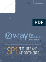 V Ray 2.0024 SketchUp Features