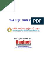 E-Office Introduction Vietnamese
