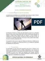 Empresa y Mentalidad Empresarial (Material de Apoyo)