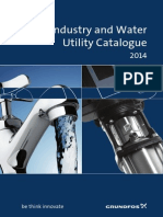 Grundfos Catalogue Industry and Water Utility