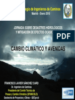 Dhm-fjsc-cambio Climatico y Avenidas