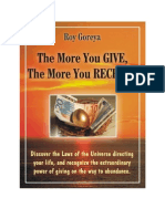 The More You Give