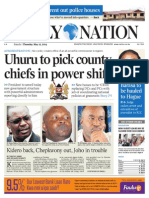 Daily Nation 15.05.2013